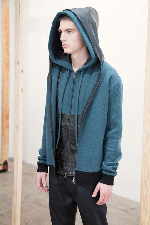 Image of COMEFORBREAKFAST 2013 Fall/Winter Collection