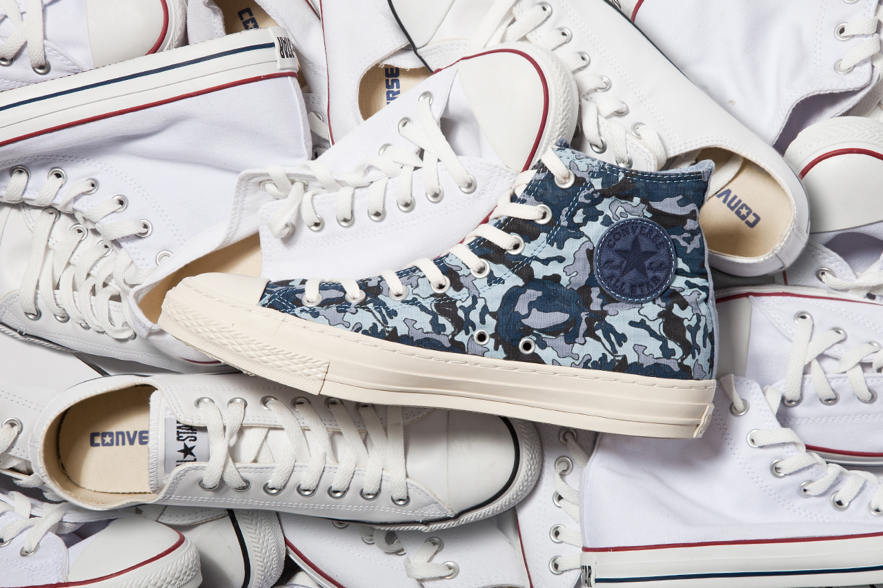 Image of Converse 2013 Spring/Summer Chuck Taylor All Star Specialty Camo Pack