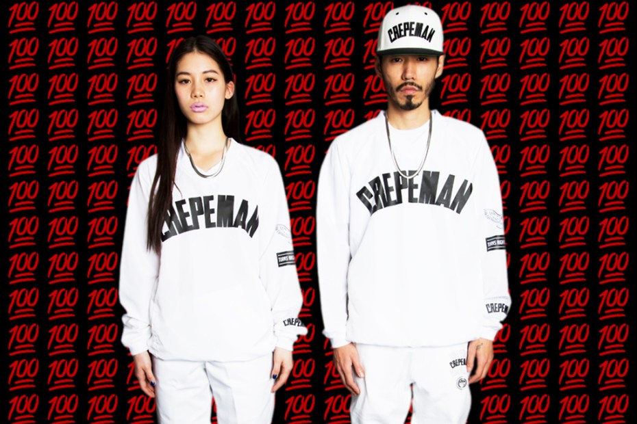 Image of CREPEMAN 2013 Spring/Summer Lookbook
