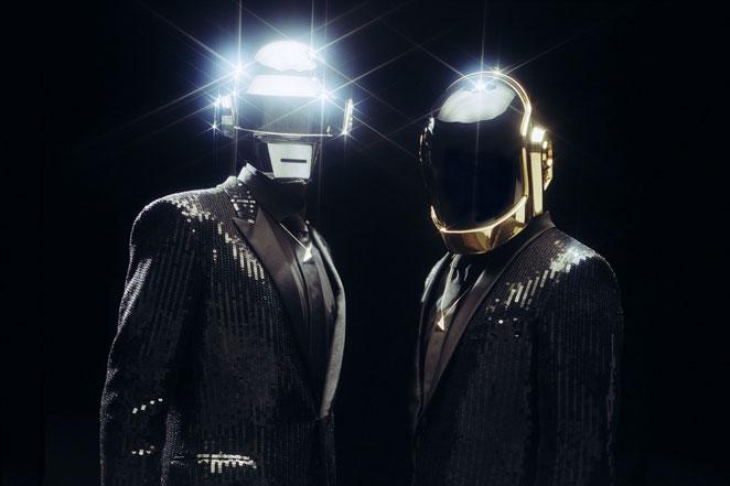 Image of Daft Punk Reveal Secrets of 'Random Access Memories'