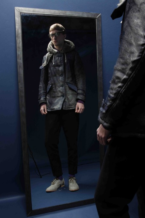 Image of doublet 2013 Fall/Winter Lookbook