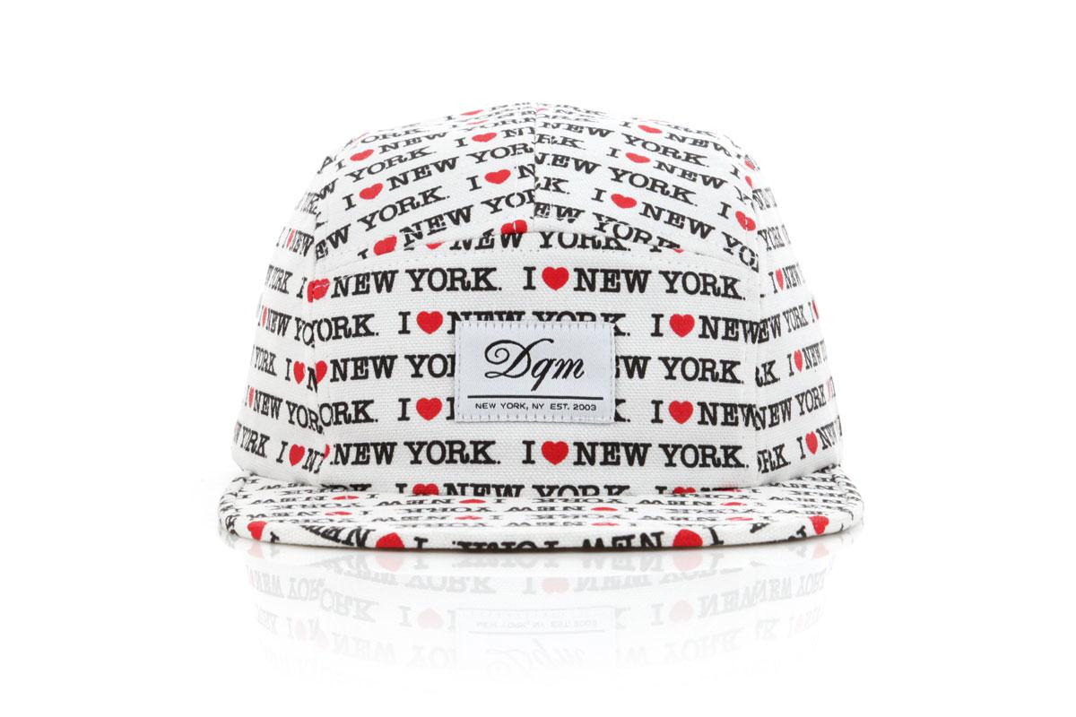 "Image of DQM ""I Love NY"" Hat & Tee"