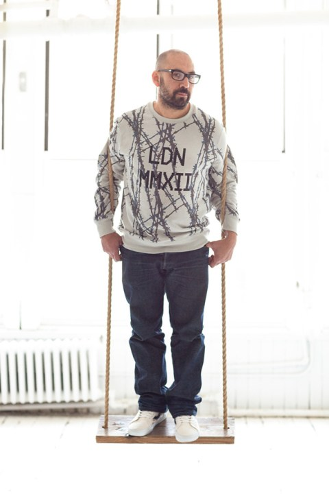 "Image of DQM x Vans 2013 Spring/Summer ""I Love NY"" Lookbook"
