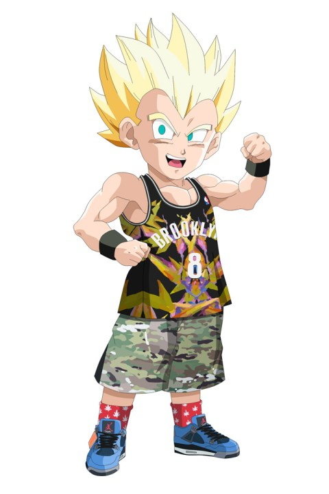 """Image of  Dragon Ball Z x HMN ALNS Part 3 """"Anniversary Pack"""""""