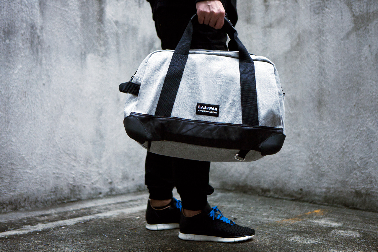 Image of EASTPAK by KRISVANASSCHE 2013 Spring/Summer Collection