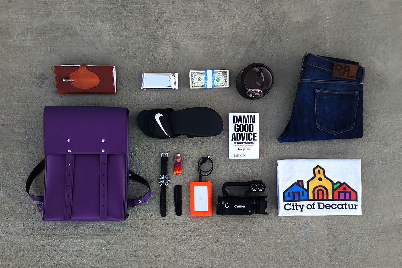 Image of Essentials: Decatur Dan
