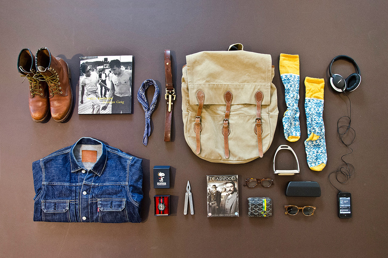 Image of Essentials: Marco Cairns of The Duffer of St. George