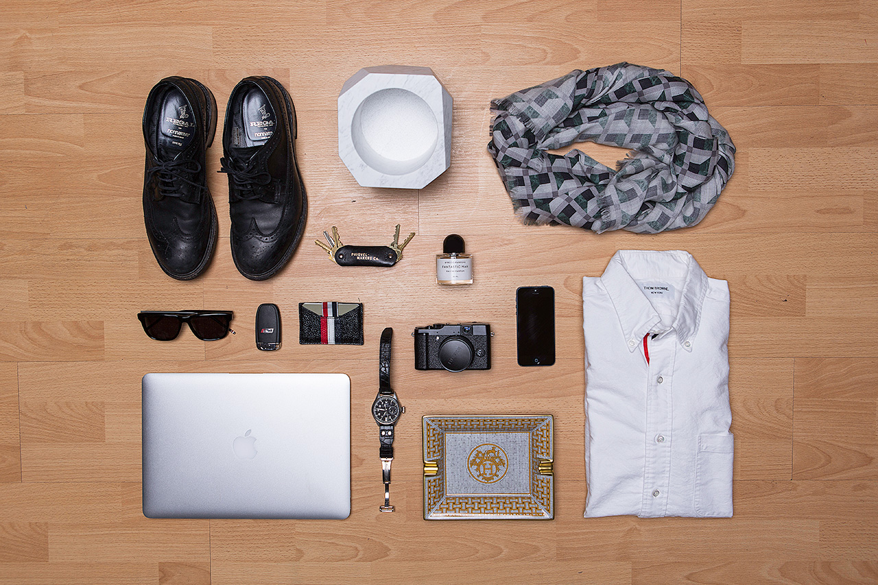Image of Essentials: Rob Lo of Roden Gray