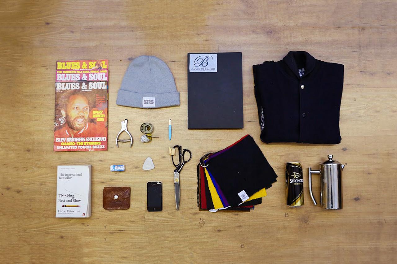 Image of Essentials: Tom Bird of House of Billiam