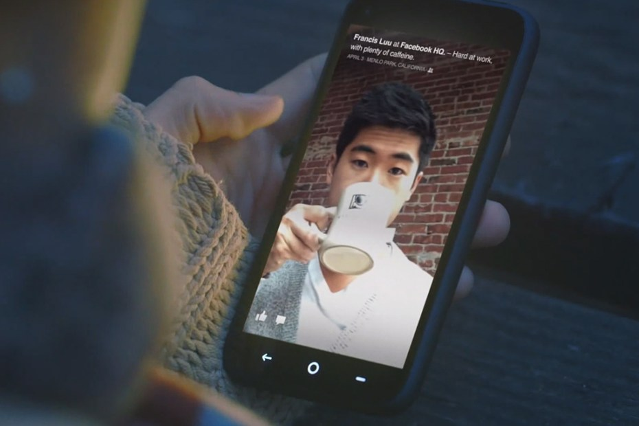 """Image of Facebook Unveils Android-Integrated """"Home"""" and the HTC First"""