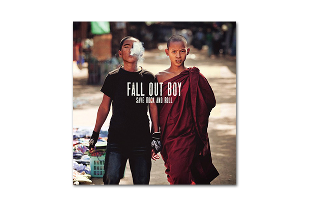 Image of Fall Out Boy featuring Big Sean – The Mighty Fall