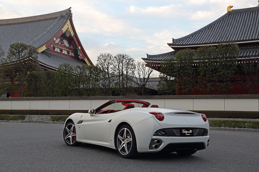 Image of Ferrari California 30 Giappone