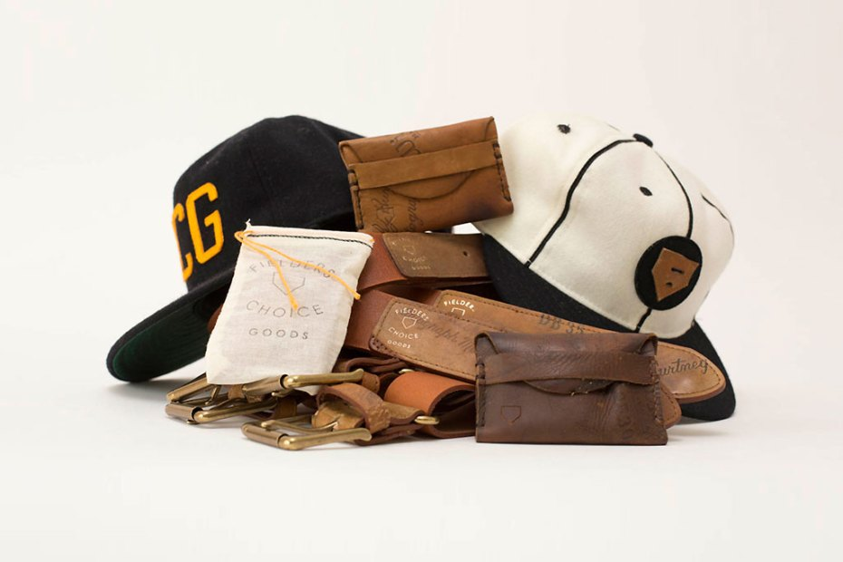 Image of Fielder's Choice Goods 2013 Spring/Summer Accessories