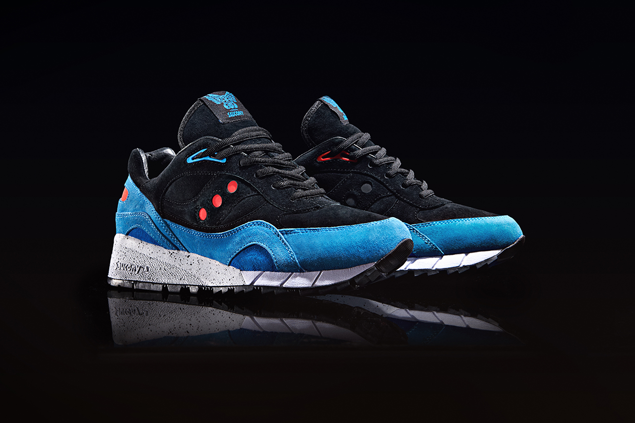 """Image of Footpatrol x Saucony """"Only in Soho"""" Shadow 6000"""