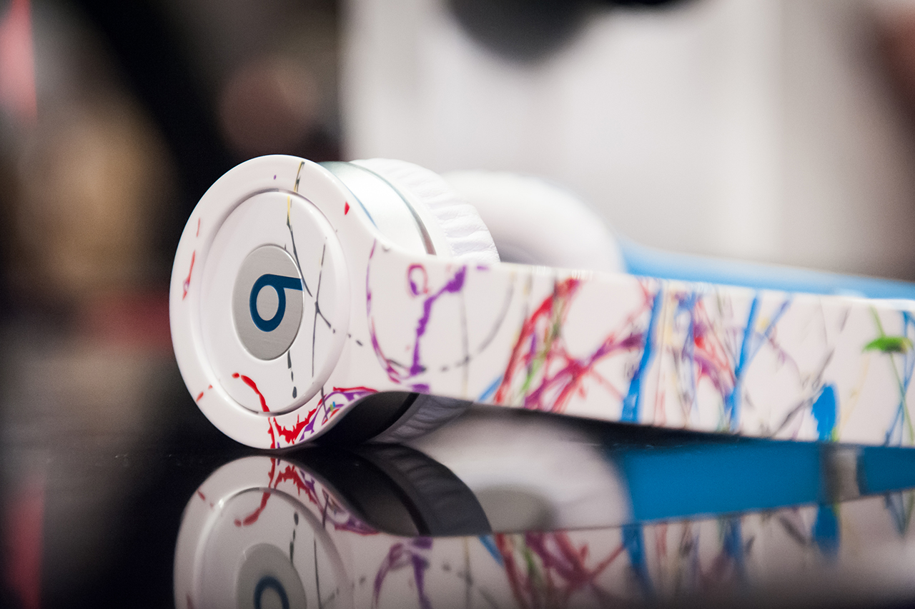 Image of Futura x Beats by Dre Launch Event Recap