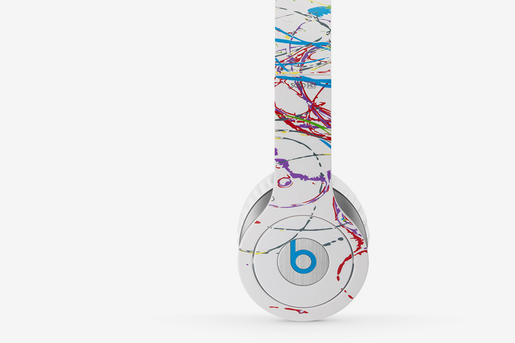 Image of Futura x Beats by Dre Solo HD Headphones