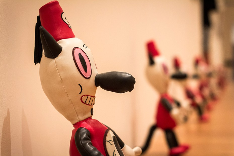 "Image of Gary Baseman ""The Door is Always Open"" @ The Skirball Cultural Center Preview"