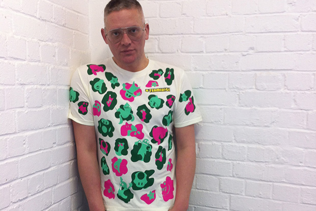 Image of From High Fashion to Video Games: Giles Deacon for Luigi's Mansion II