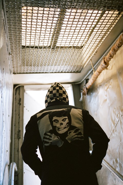 Image of GRIND Magazine: Misfits x Supreme 2013 Spring/Summer Preview