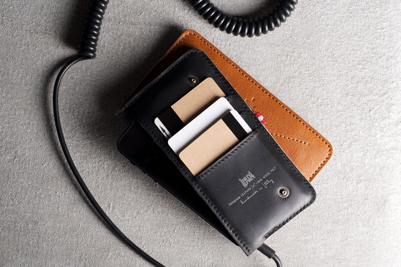 Image of hard graft Mighty Phone Fold Wallet