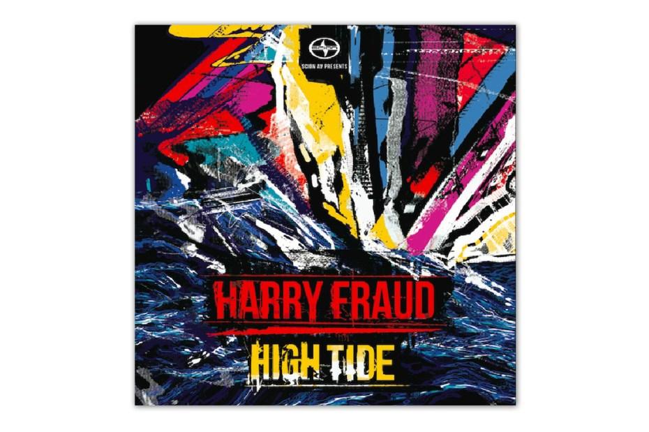 Image of Harry Fraud featuring Earl Sweatshirt & RiFF RaFF – Yacht Lash