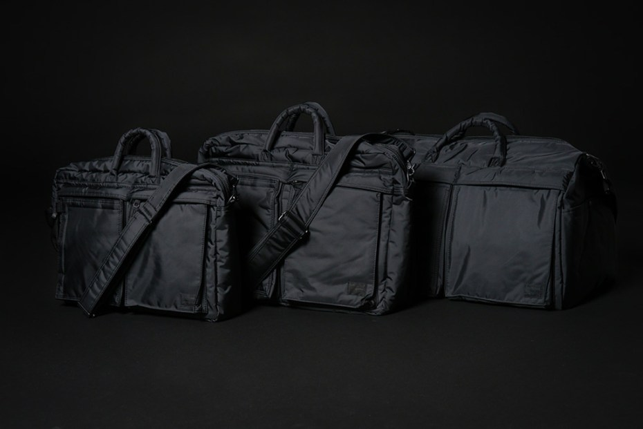 Image of Head Porter 2013 Spring/Summer Black Beauty Collection