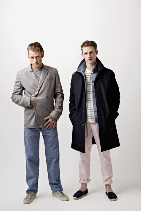 Image of Hentsch Man 2013 Spring/Summer Lookbook