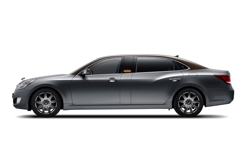 Image of Hermes x Hyundai Limited Edition Equus Concept