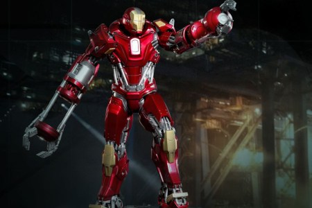 [SYNCH.T] KH 2-1 SFGA (Ganadores: KING HEROES) Hot-toys-iron-man-3-red-snapper-mark-xxxv-limited-edition-collectible-figure-0