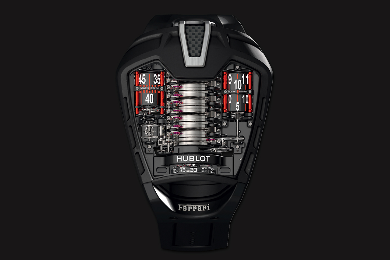 Image of Hublot Masterpiece MP-05 LaFerrari Watch
