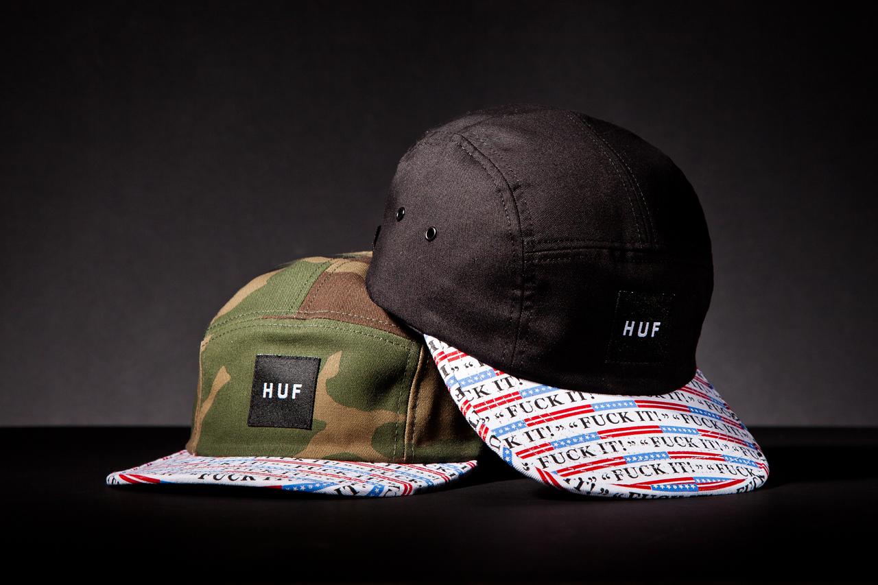 "Image of HUF 2013 Spring/Summer ""Fuck It"" Collection"