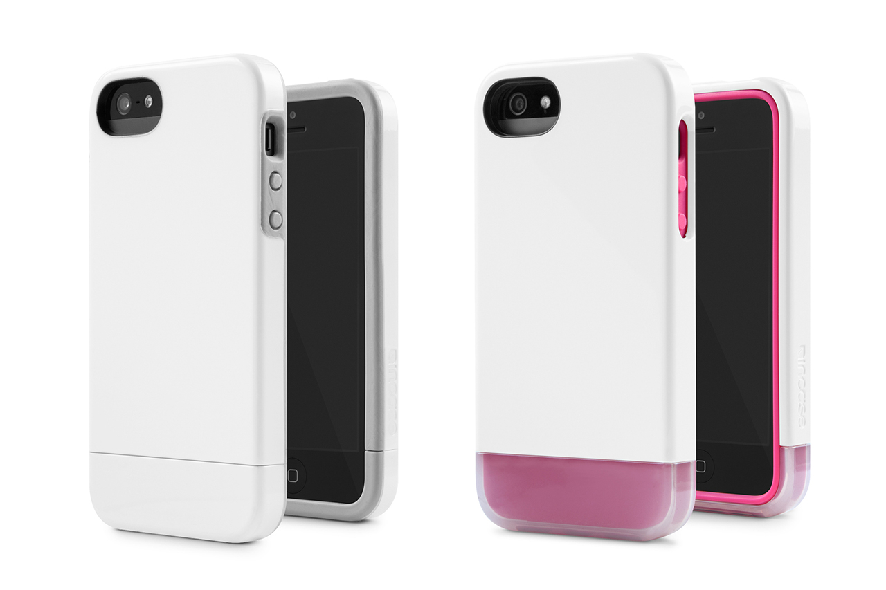 Image of Incase Meta and Shock Sliders for the iPhone 5