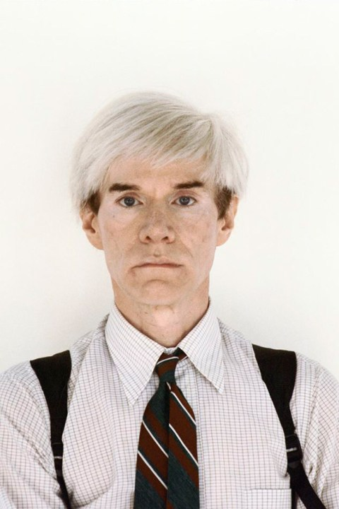 "Image of ""Lost Then Found"" - An Exhibition of Andy Warhol Portraits by Steve Wood"