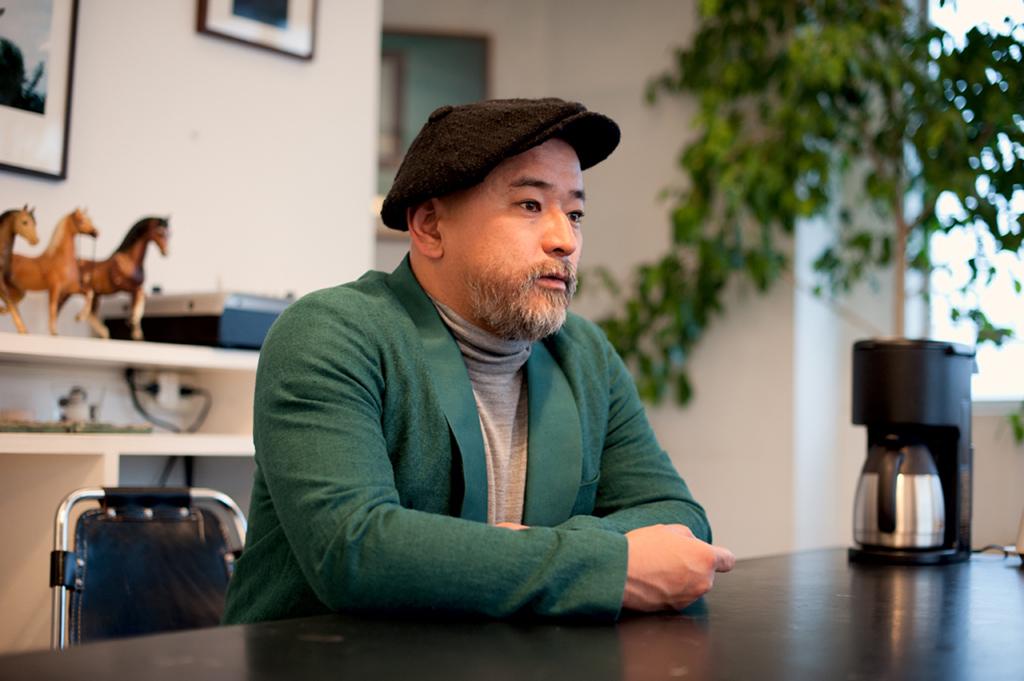 Image of Interview with Takashi Kumagai
