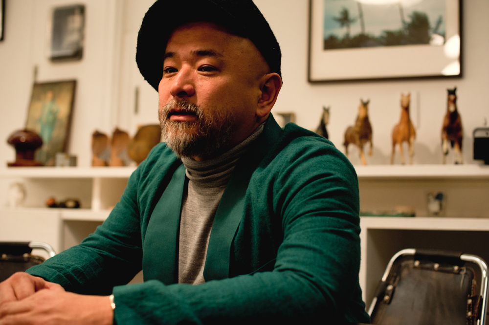 Image of Interview with Takashi Kumagai