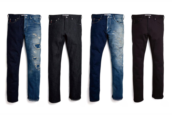Image of JAM HOME MADE x Fundamental Agreement Luxury Denim Collection