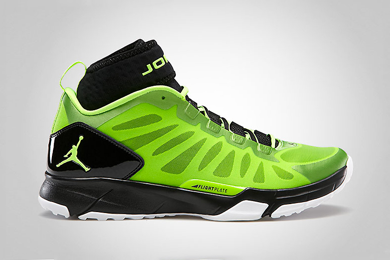Image of Jordan Trunner Dominate Pro Electric Green/Black