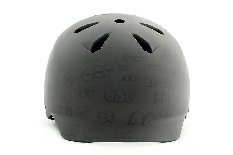 Image of KAWS x Bern Watts Limited Edition Bicycle Helmet