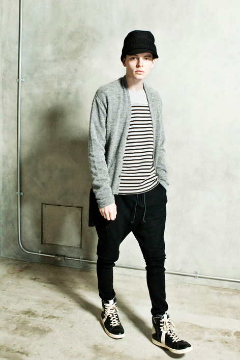 Image of Kazuyuki Kumagai 2013 Fall/Winter Lookbook