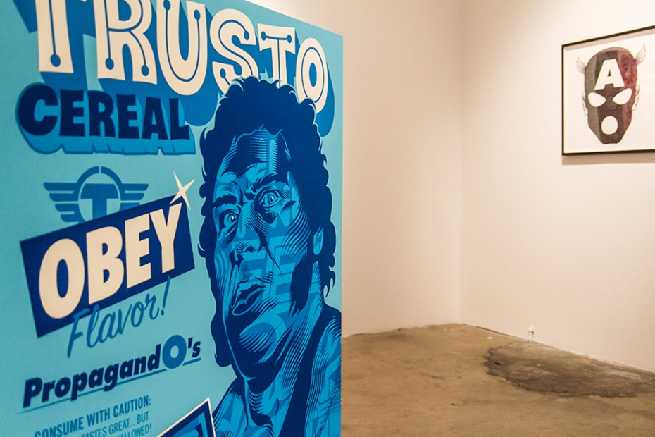 "Image of TrustoCorp Presents ""The Future Is Blight"" @ LeBasse Projects"