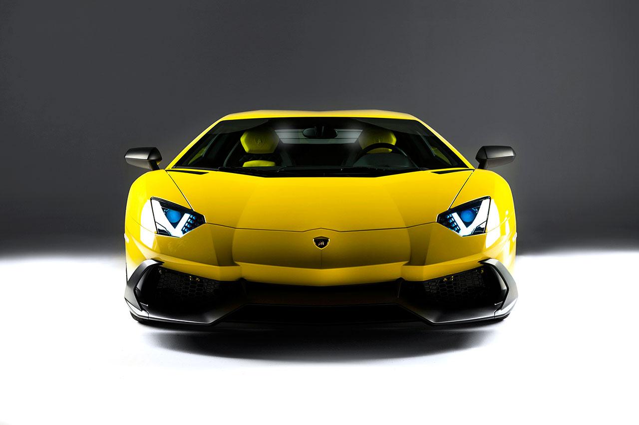 Image of Lamborghini Aventador LP720-4 50 Anniversario Edition