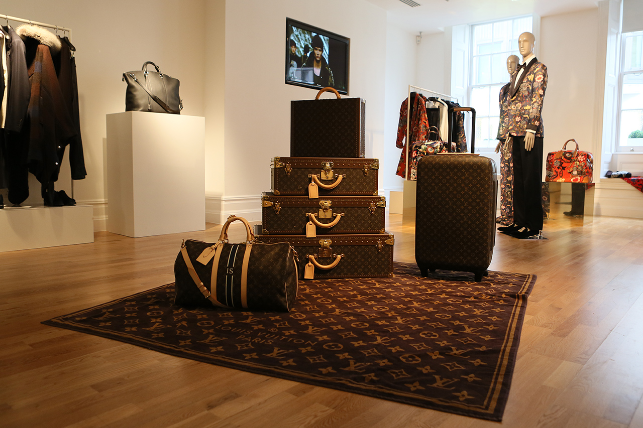 Image of Louis Vuitton 2013 Fall/Winter Collection Preview