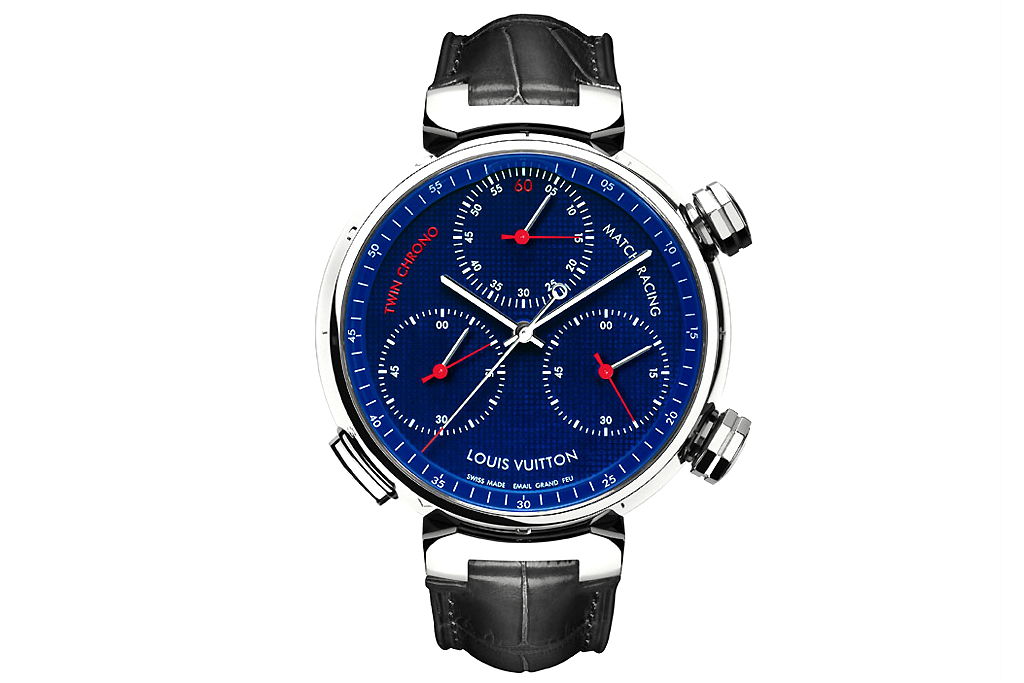 Image of Louis Vuitton Tambour Twin Chrono