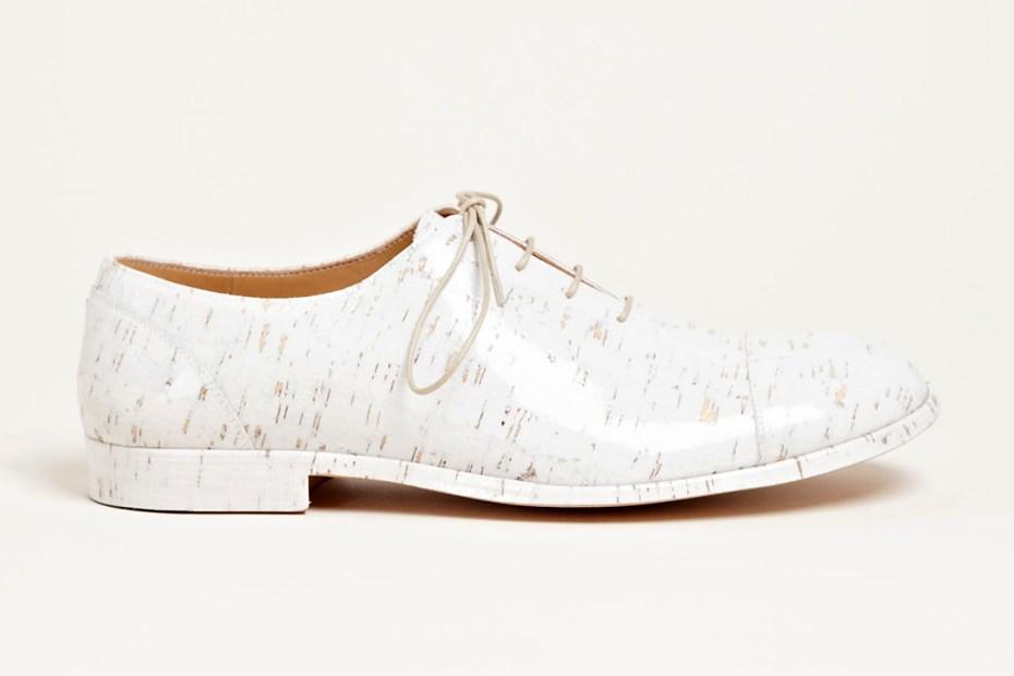 Image of Maison Martin Margiela 2013 Spring/Summer Vinyl Cork Shoes