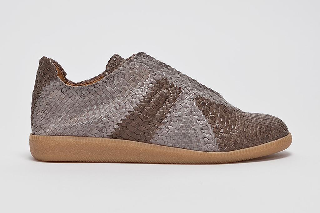 Image of Maison Martin Margiela 2013 Spring/Summer Woven Replica Sneaker
