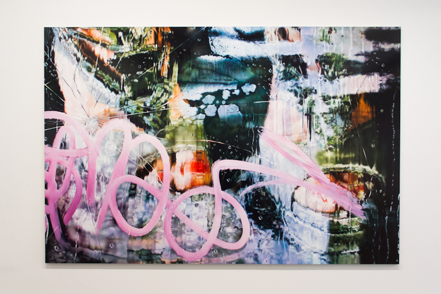 Image of Marilyn Minter Solo Exhibition @ Regen Projects