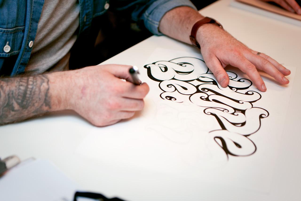 Image of Pen & Paper: Mark Goss
