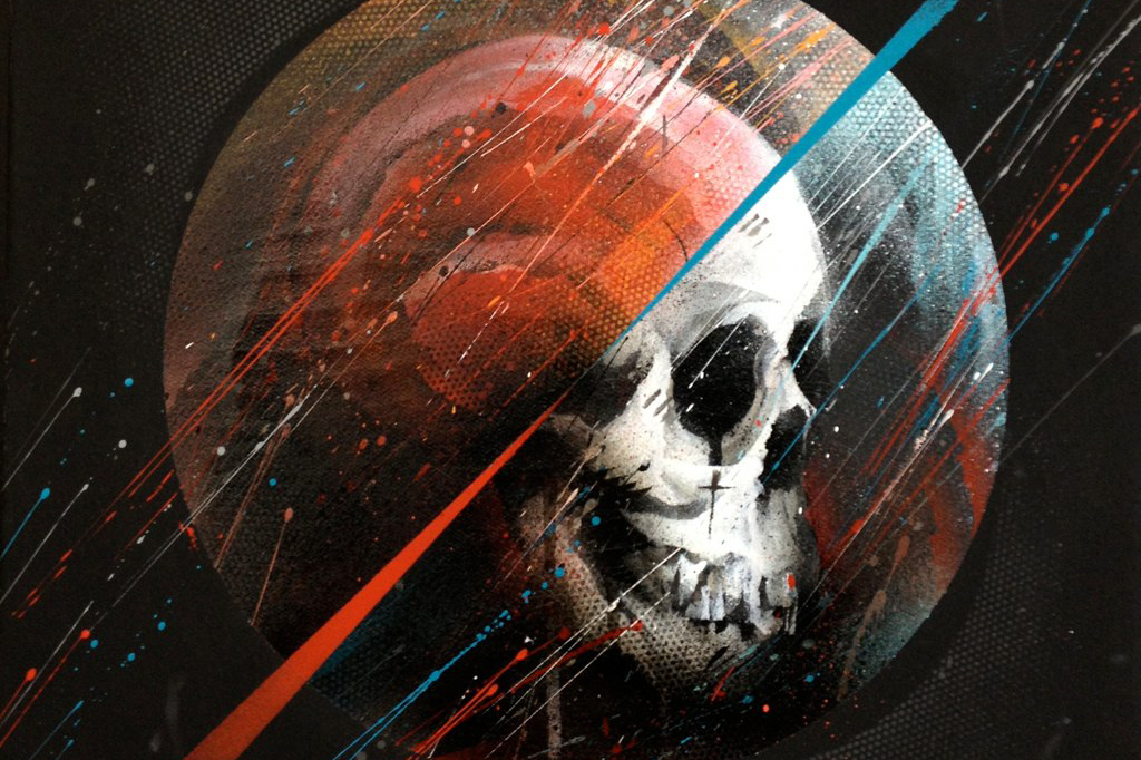 """Image of MEGGS """"Heavenly Creatures"""" Exhibition @ Thinkspace"""