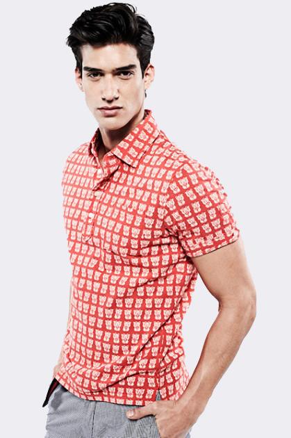 Image of Michael Bastian x Uniqlo 2013 Summer Polo Collection