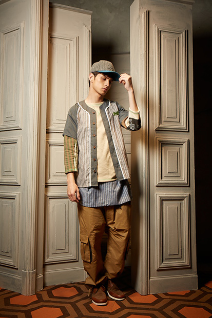 "Image of MISCHIEF 2013 Fall/Winter ""MIRRORRIM"" Lookbook"